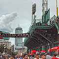Fenway Bustle by Joann Vitali