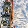 Ferris Wheel by Antony McAulay