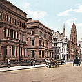 Fifth Avenue Print by unknown