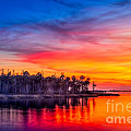 Final Glow Print by Marvin Spates