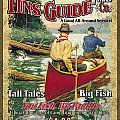 Fins Guide Service Poster by JQ Licensing