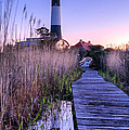 Fire Island Reflections Poster by JC Findley