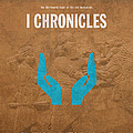First Chronicles Books Of The Bible Series Old Testament Minimal Poster Art Number 13 Print by Design Turnpike