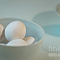 Five Eggs Print by Catherine Fenner
