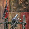 Flags of the Confederacy Print by Randy Steele