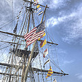 Flagship Niagara Print by David Bearden