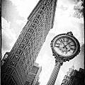 Flat Iron Print by Peter Aitchison
