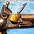 Flintlock Print by Marty Koch