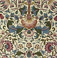 Floral Pattern Print by William Morris
