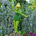 Floral Tinker Bell by Thomas Woolworth