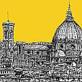 Florence Duomo  Print by Lee-Ann Adendorff