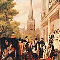 For Better For Worse Print by William Powell Frith