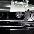Ford Mustang Fastback - 5D20342 Poster by Wingsdomain Art and Photography