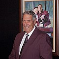 Former Coach of Alabama Gene Stallings Print by Mountain Dreams