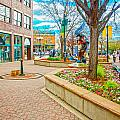 Fort Collins 3 Print by Baywest Imaging