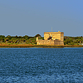 Fort Matanzas - Saint Augustine Florida Poster by Christine Till