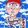 Frank_Howard Print by Paul Nichols