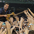 Frenzy at Fenway Print by Jeff Ross