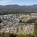Fryeburg Fair, Maine Me Print by Dave Cleaveland