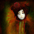Geisha5 - Geisha Series Print by Jeff Burgess