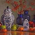 Ginger Jars by Sarah Blumenschein