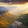 Glow of the Gods Print by Peter Coskun