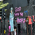 God save the people Print by RicardMN Photography