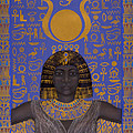 Goddess Isis Poster by Diana Perfect