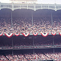 Gorgeous View Of Old Yankee Stadium Print by Retro Images Archive