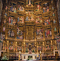 Gothic Altar Screen Poster by Joan Carroll