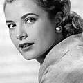 Grace Kelly In Her Prime Print by Retro Images Archive