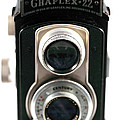 Graflex 22 Full View Poster by John Rizzuto