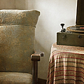 Grandma's Chair Poster by Margie Hurwich