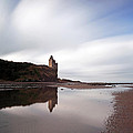 Greenan Castle by Grant Glendinning