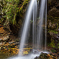 Grotto Falls Great Smoky Mountains Poster by Pierre Leclerc Photography