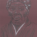 Harriet Tubman Print by Bob Gumbs