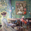 Hassam's Improvisation by Cora Wandel