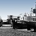 Hastings Fleet Print by Sharon Lisa Clarke