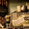 Have a Cigar Poster by Heather Applegate