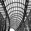 Hay's Galleria roof by Elena Elisseeva