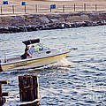 HDR Art Fishing Boat Boats Beach Beaches Ocean Sea Scenic Photos Pictures Photography Sell Pics Print by Pictures HDR