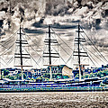HDR Tall Ship Boat Pirate Sail Sailing Photography Gallery Art Image Photo Buy Sell Sale Picture  Print by Pictures HDR