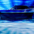 Hemi Cuda Poster by Phil 'motography' Clark