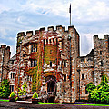 Hever Castle Print by Chris Thaxter