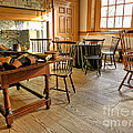 Historic Assembly Chamber Print by Olivier Le Queinec