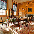 Historic Governor Council Chamber Print by Olivier Le Queinec