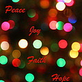 Holiday Greetings Poster by Francie Davis