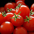 Homegrown Tomatoes Print by Rona Black