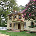 Homestead In Colonial Williamsburg Poster by Christiane Schulze Art And Photography