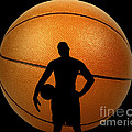 Hoop Dreams Print by Cheryl Young